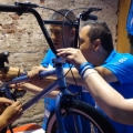Charity Bike Building